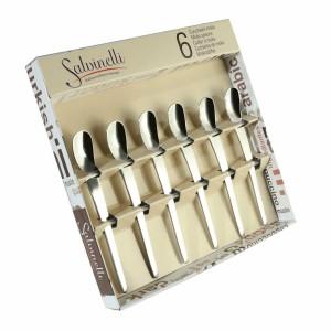 SALVINELLI Set 6 Cucchiaini...